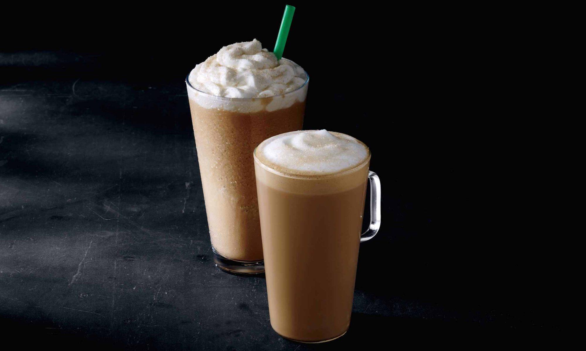 This Returning Starbucks Drink Tastes Just Like Butterbeer