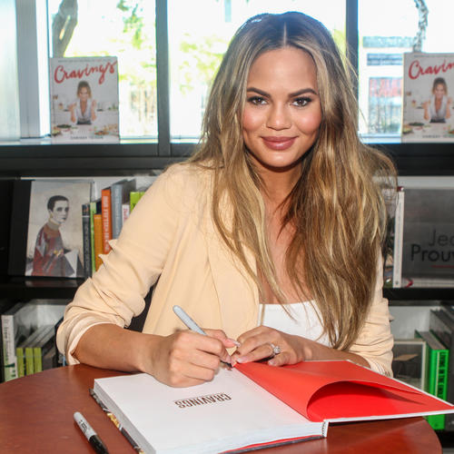 Chrissy Teigen Teases Recipes From Her New Cookbook