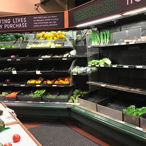 Whole Foods Employees Blame Amazon's New Technology for Inventory Shortages