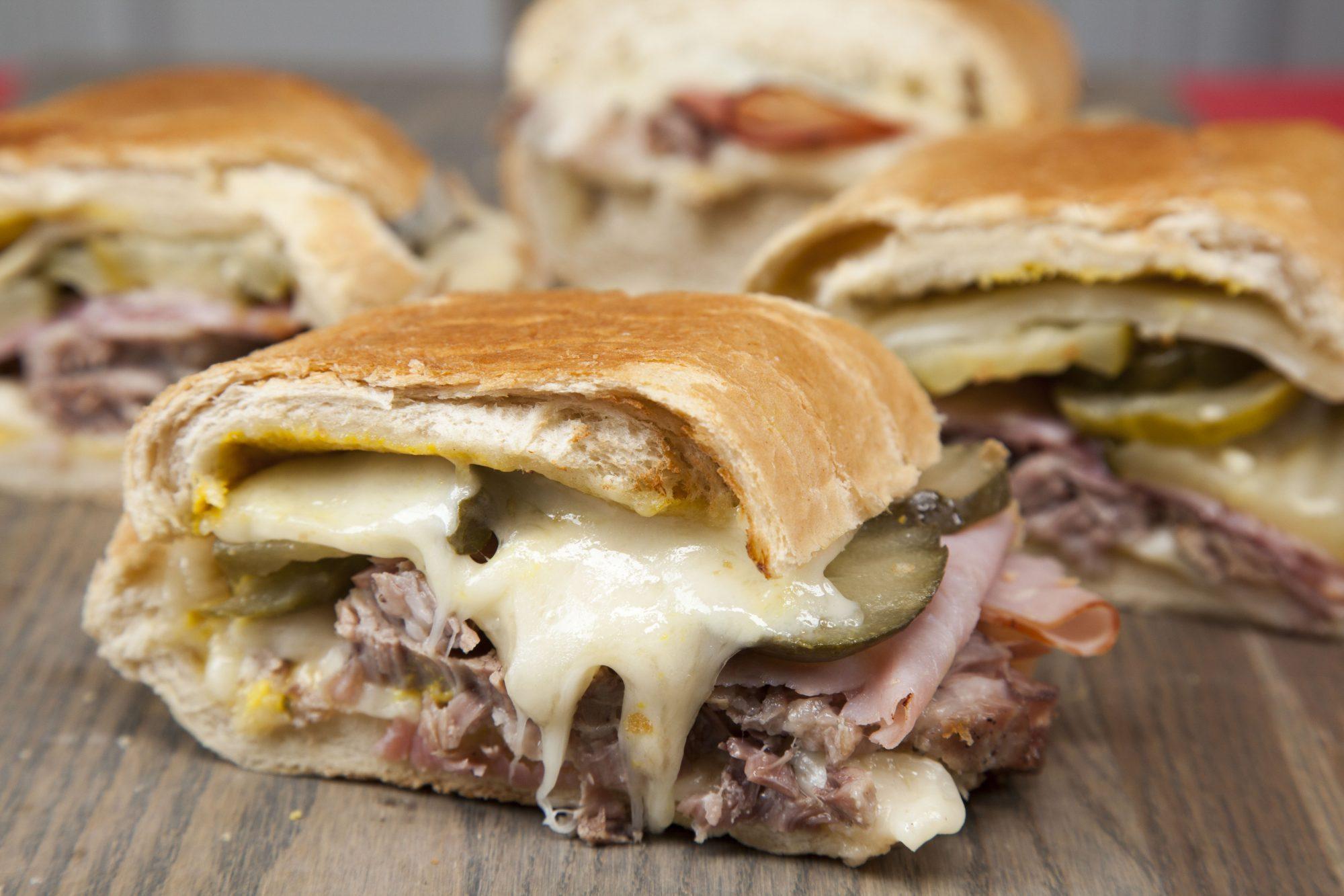 Sheet Pan Cuban Sandwiches