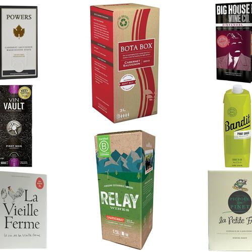 Boxed Wine Roundup