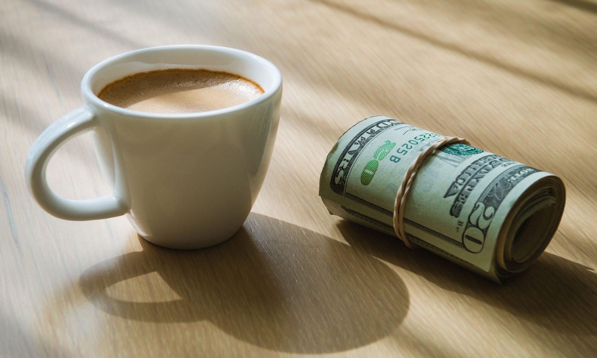 coffe cash