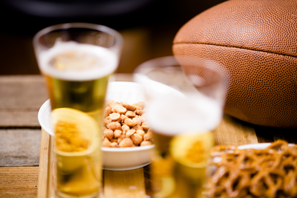 Drinkers Plan to Spend $44 on Alcohol for the Super Bowl