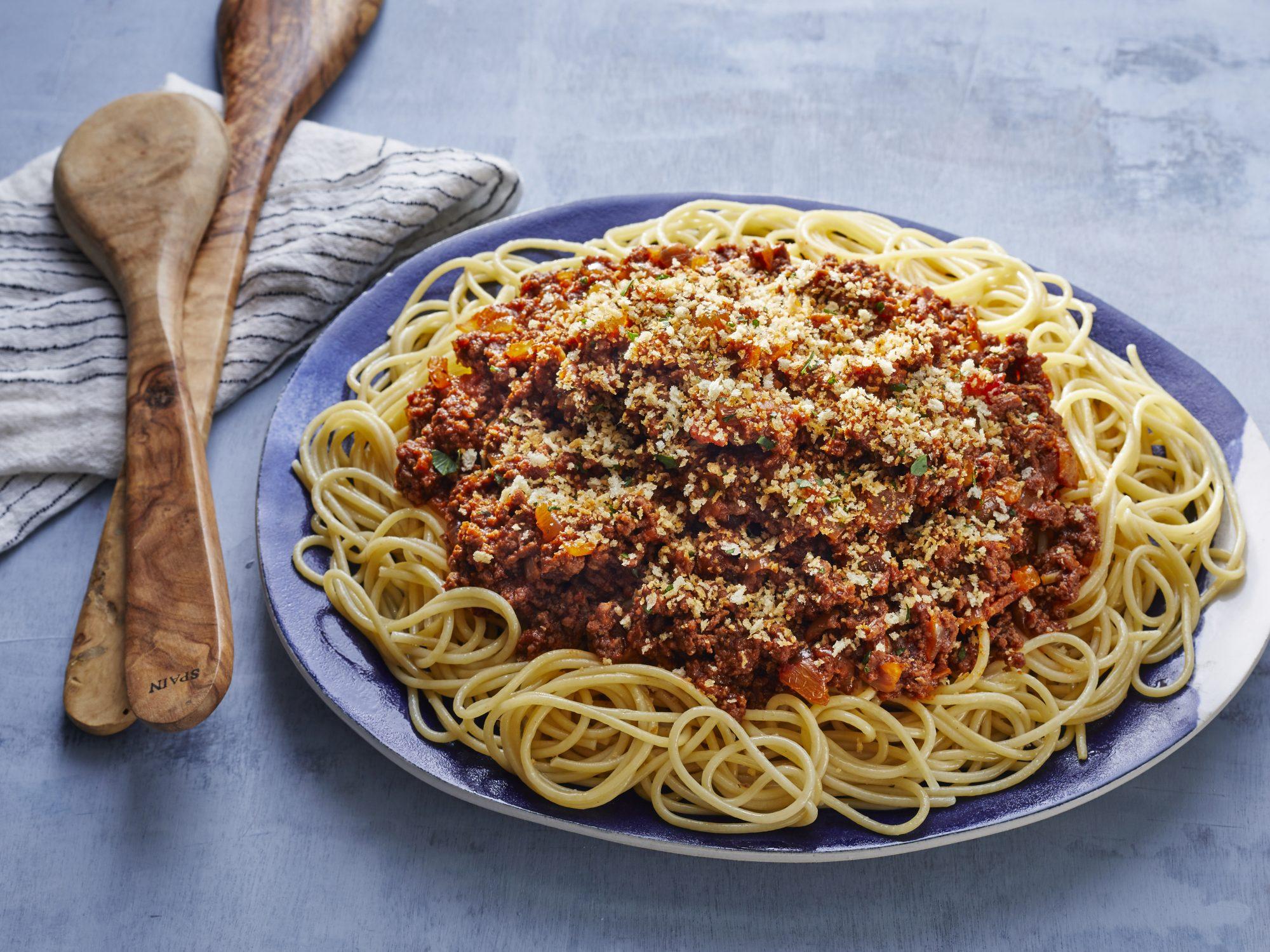 Meatloaf Spaghetti image