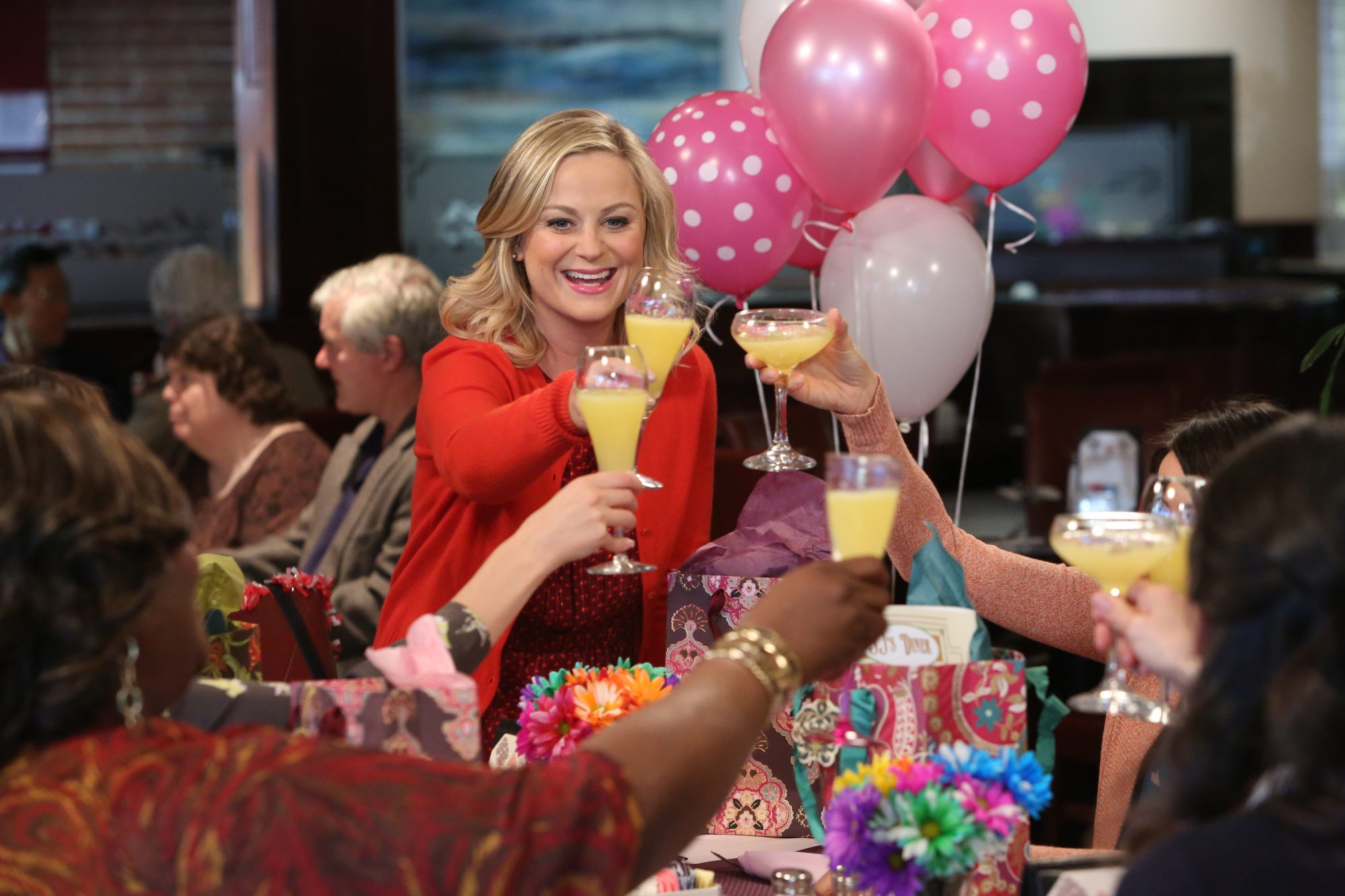 getty Galentines Day Party Image