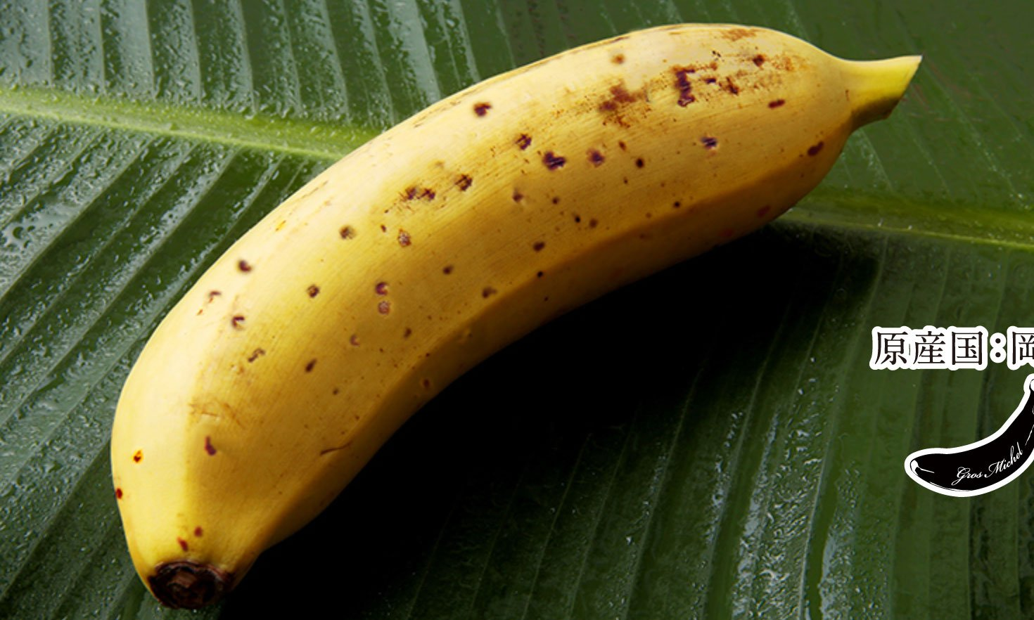 These Extremely Rare Bananas Have Edible Peels
