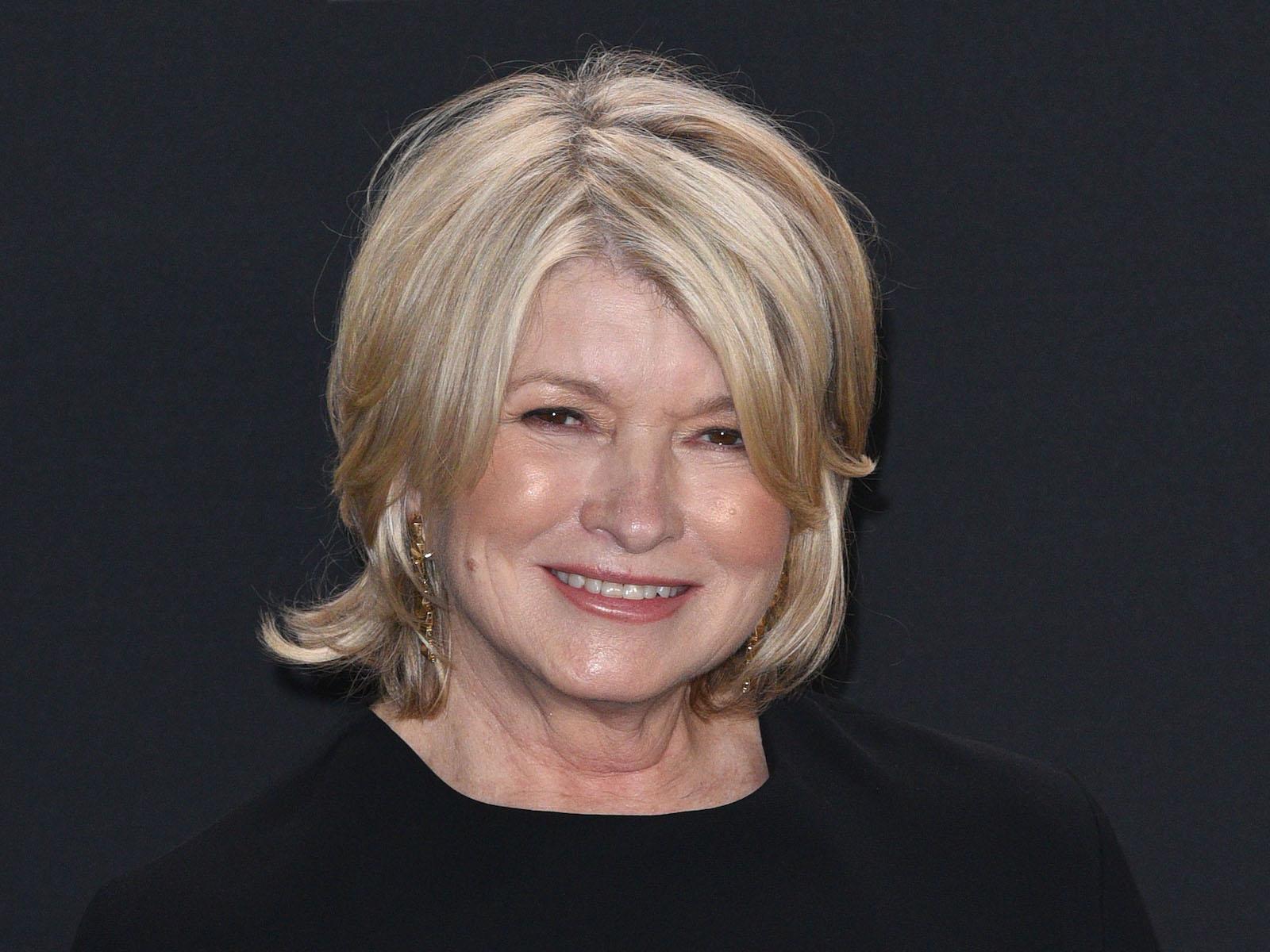 The One Ingredient Martha Stewart Won't Use