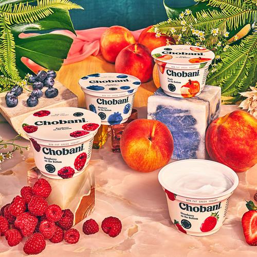 Chobani Is Giving Away Free Yogurt for Their 10th Anniversary