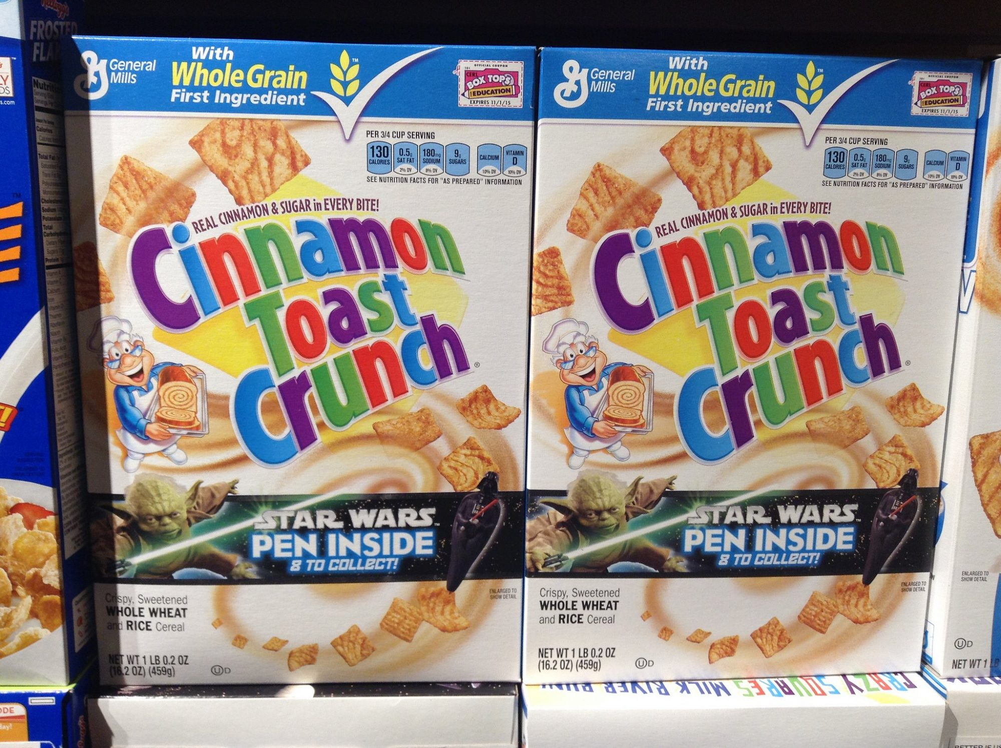 EC: There's a Cinnamon Toast Crunch Drive-Thru Now