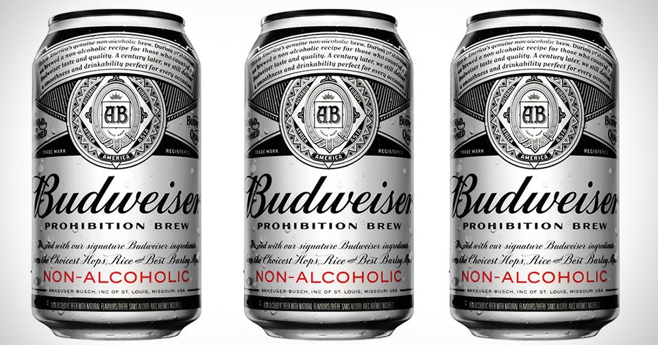 EC: Budweiser Is Really Trying to Make Non-Alcoholic Beer Happen
