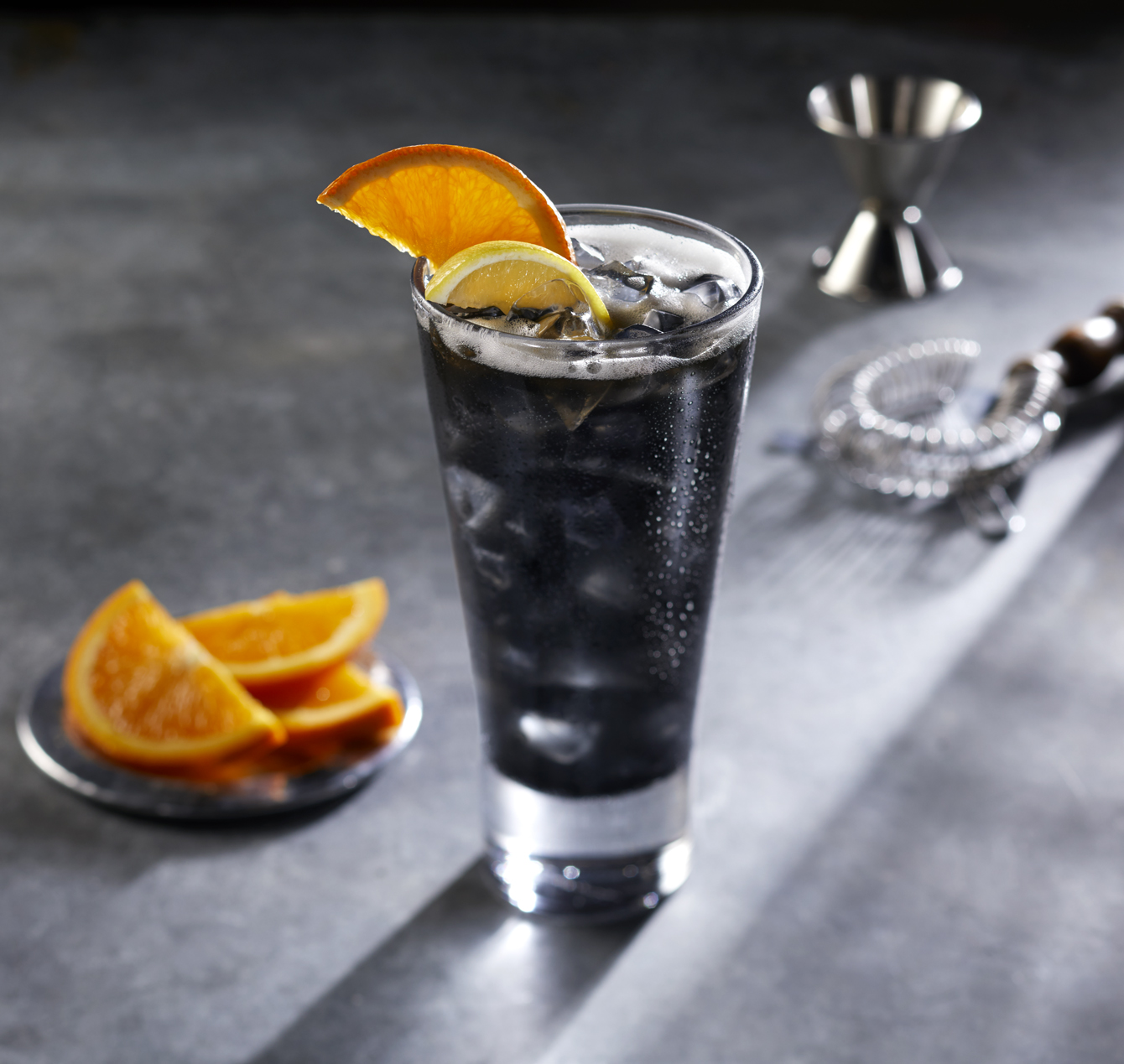 EC: TGI Fridays Is Making a Black Friday Cocktail with Charcoal In It