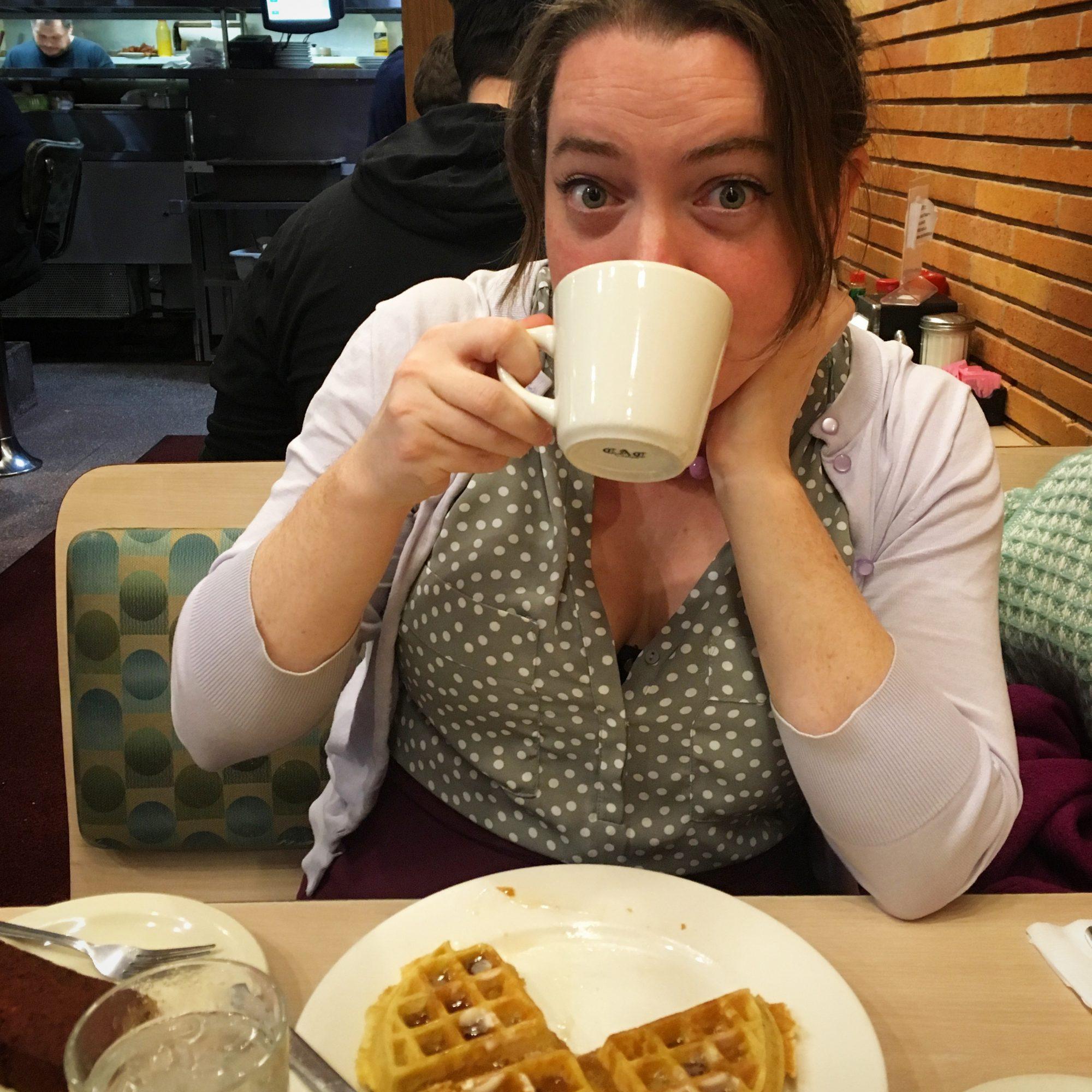 EC: How Margaret H. Willison, the Internet's Favorite Librarian, Does Breakfast