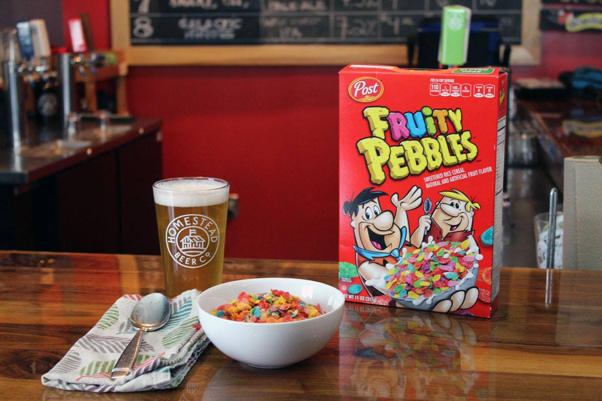 EC: This Ohio Brewery Just Released a Fruity Pebbles IPA