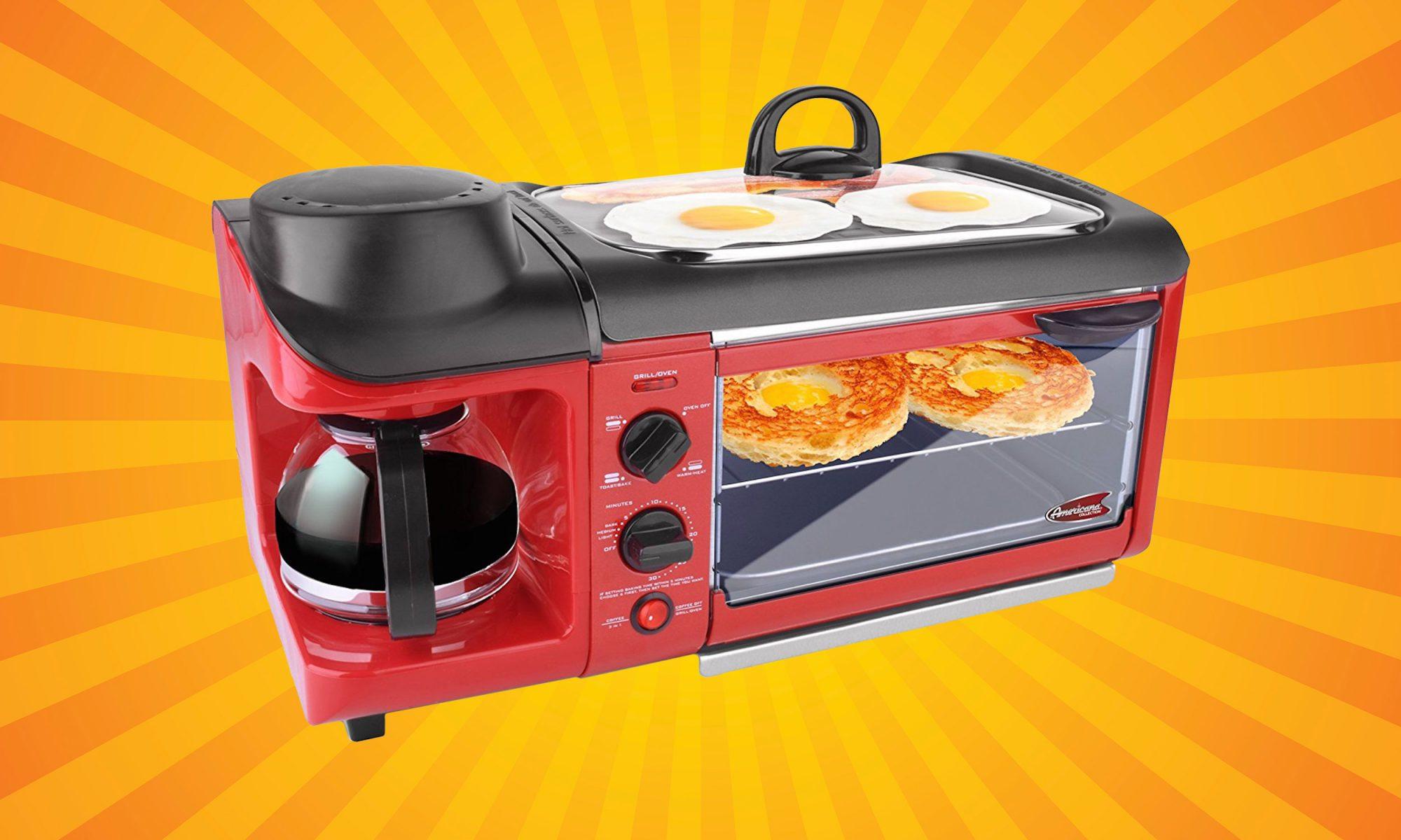 EC: Score the Retro 3-in-1 Breakfast Station for 20 Percent Off