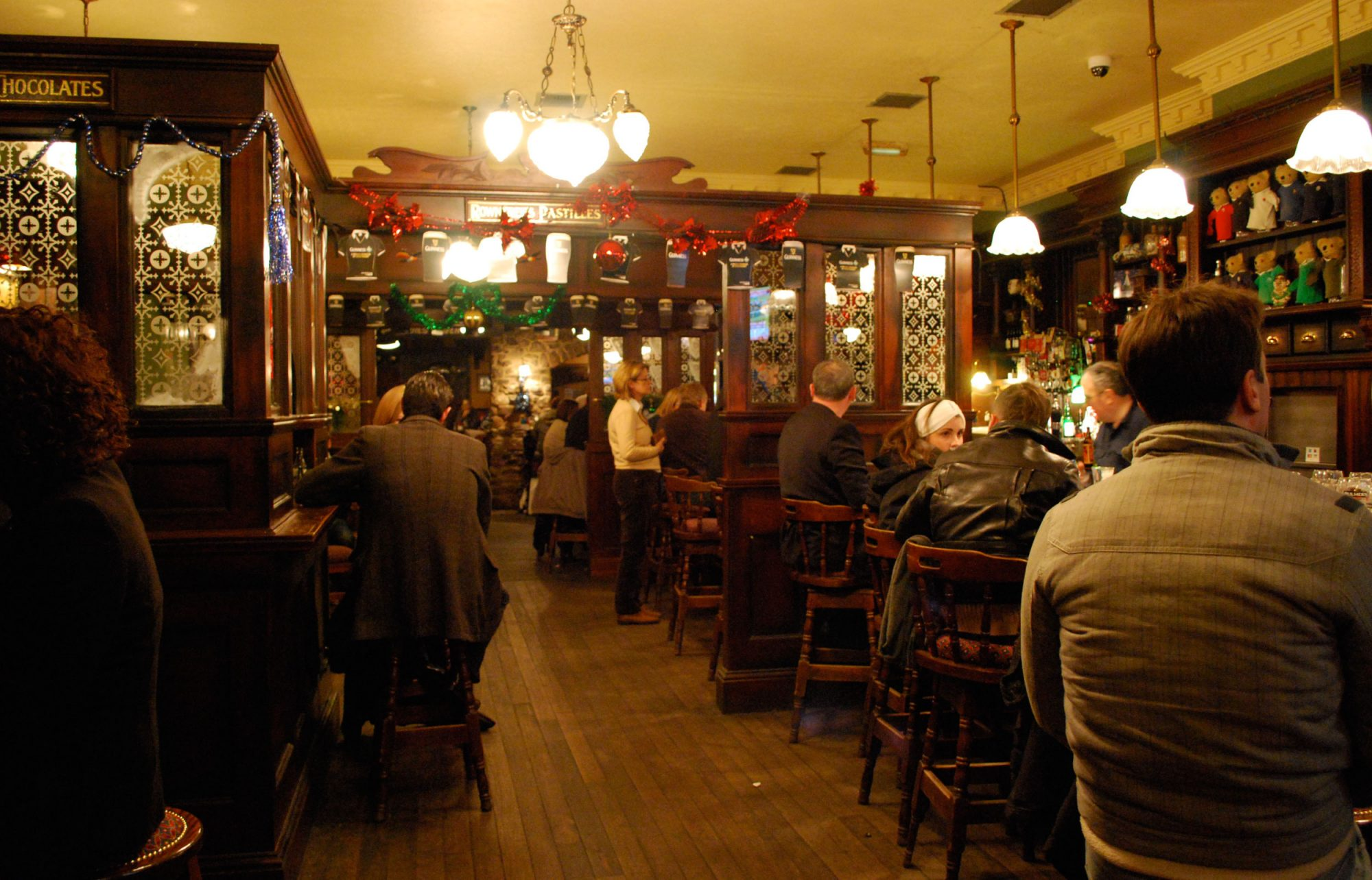 EC: Where You Can Get a Pint at 7 a.m. in Dublin