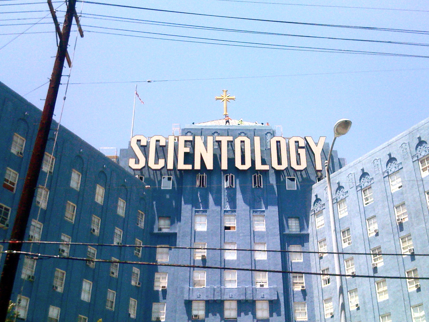 EC: Scientology Founder L. Ron Hubbard Really Hated Cereal Boxes