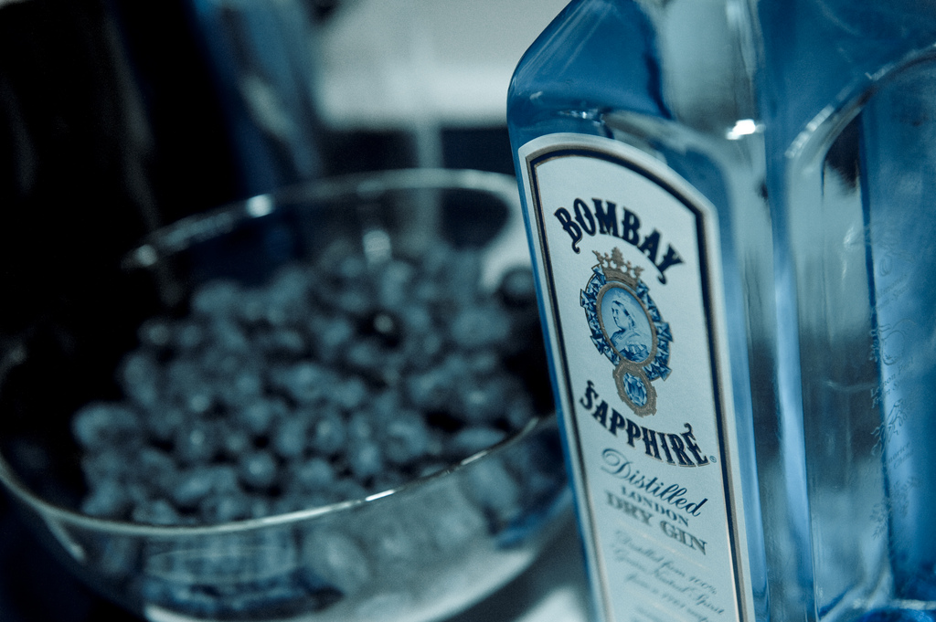 EC: Bombay Sapphire Accidentally Sold 154-Proof Gin