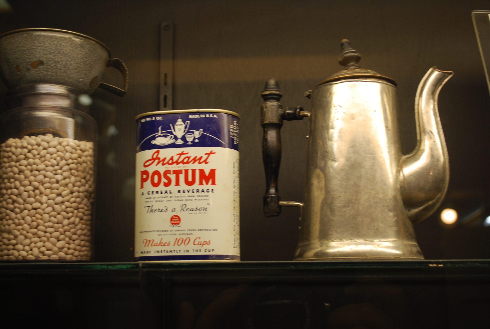 EC: The Unlikely Return of Postum, Mormonism's Favorite Coffee Substitute