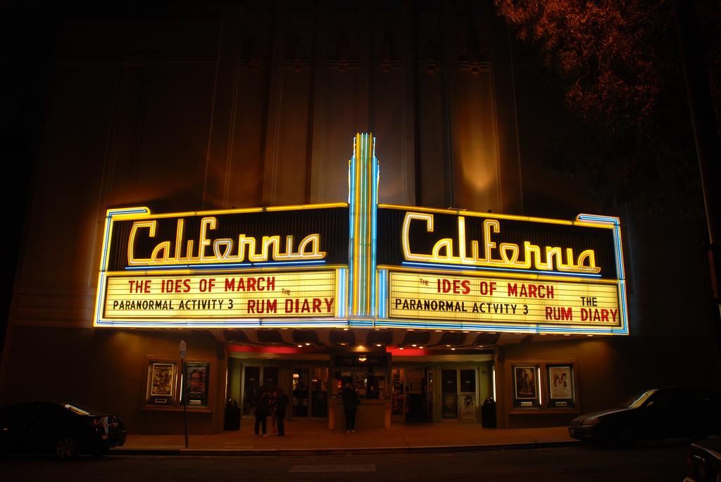 EC: Should Movie Theaters Serve Brunch?
