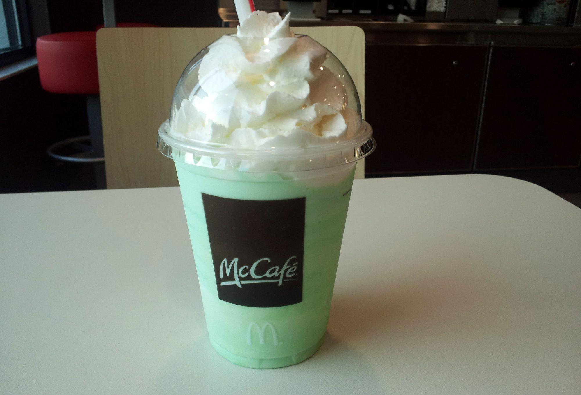 EC: McDonald's Shamrock Shake Ad Gets Ireland All Wrong