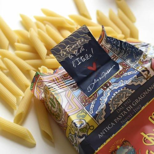EC: Dolce & Gabbana Is Making Luxury Pasta Now