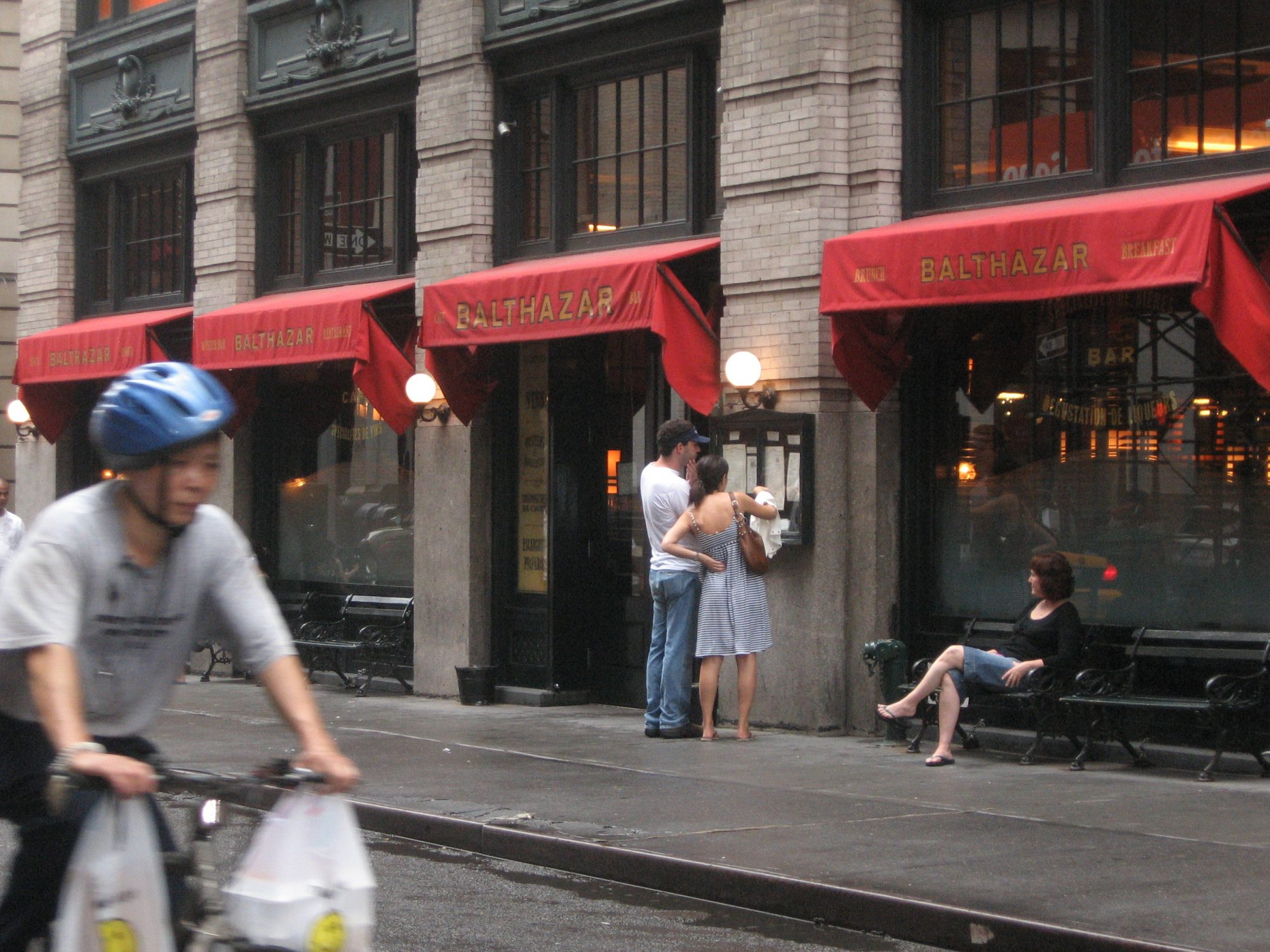 EC: Balthazar Is New York's Classic Brasserie Breakfast