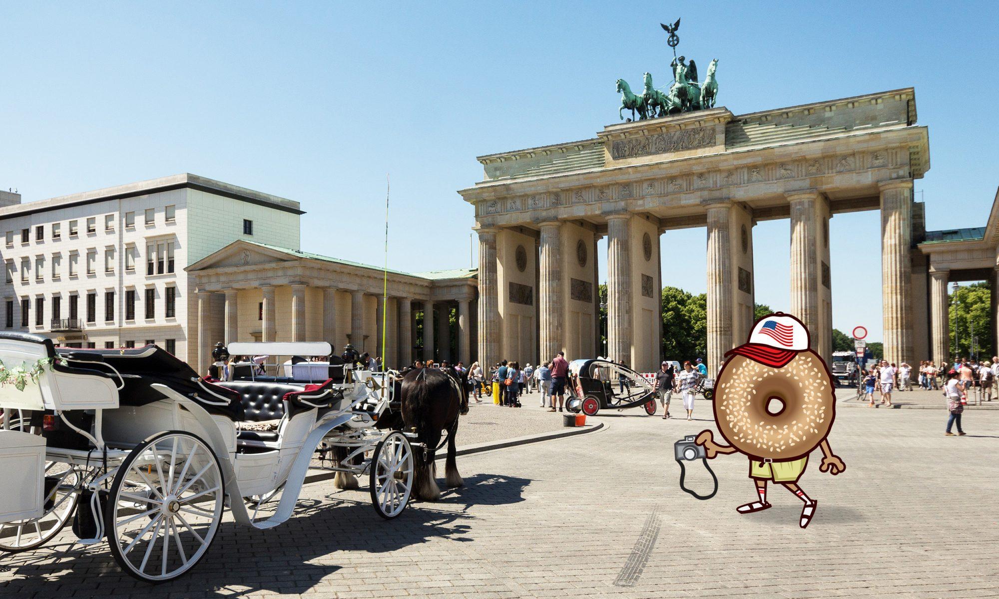 EC: The Best Bagels in Berlin Are the Only Bagels in Berlin