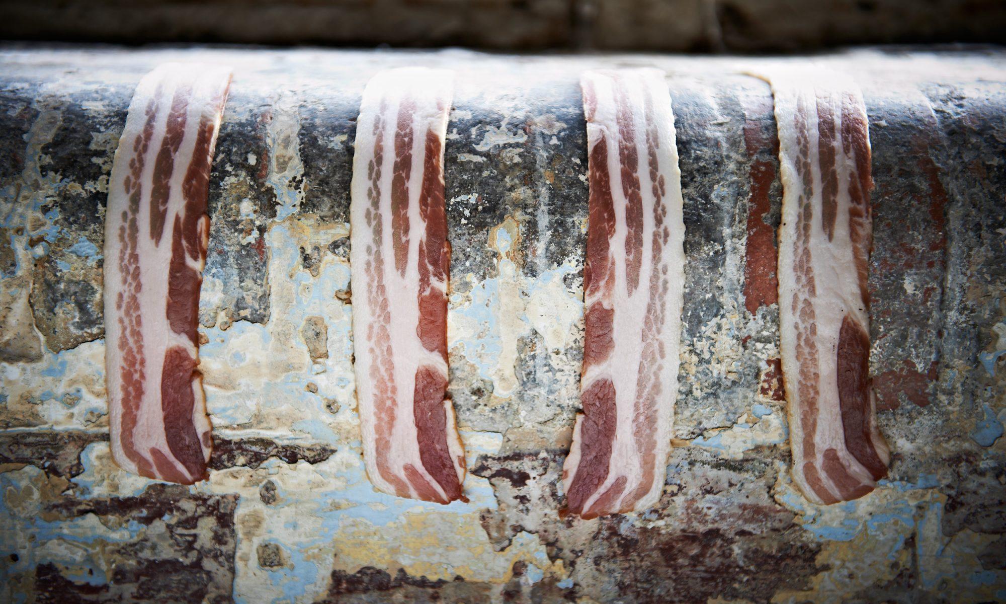 ancient bacon in Austria