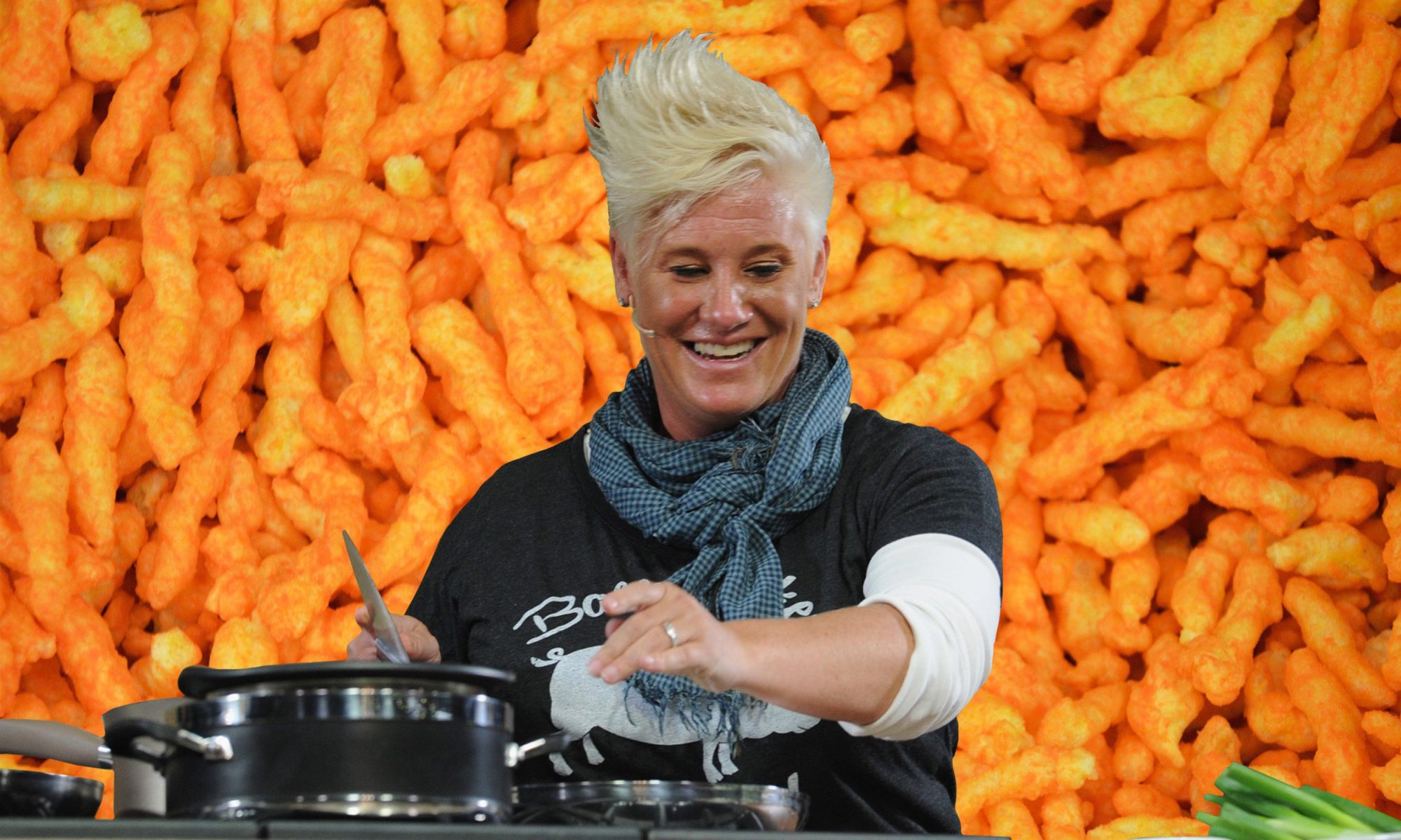 EC: Cheetos Is Opening a Fancy New York Pop-Up Restaurant for Three Days