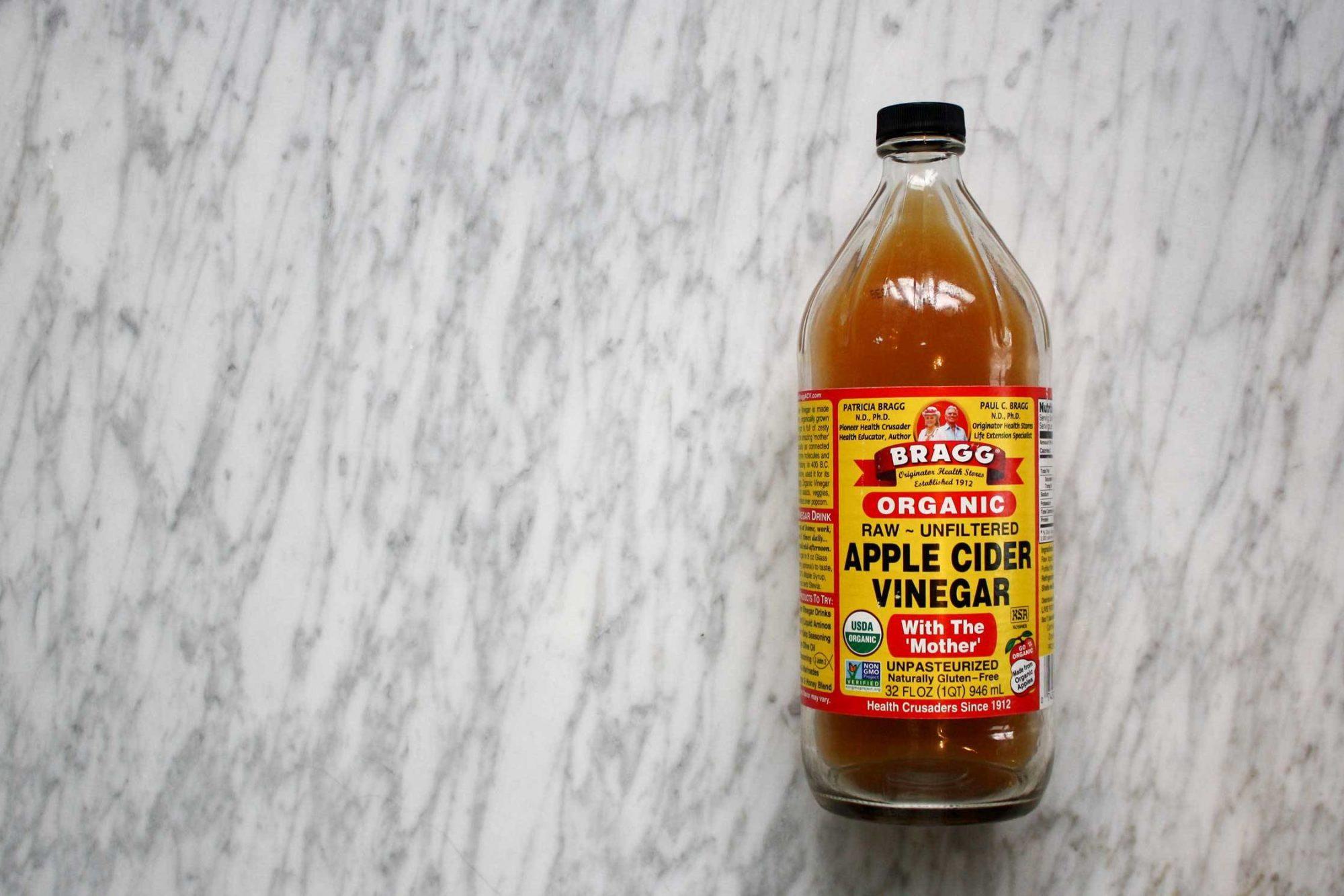 EC: Does Apple Cider Vinegar Go Bad?