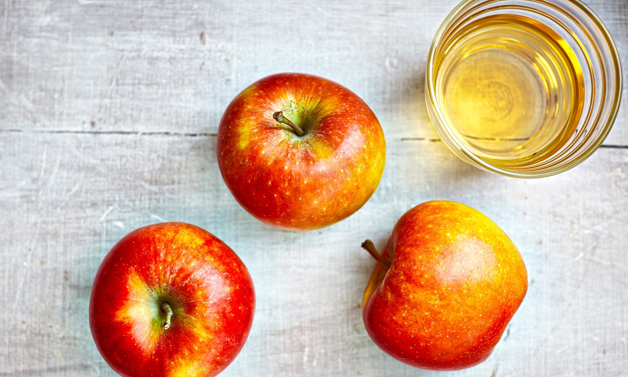 apples and cider