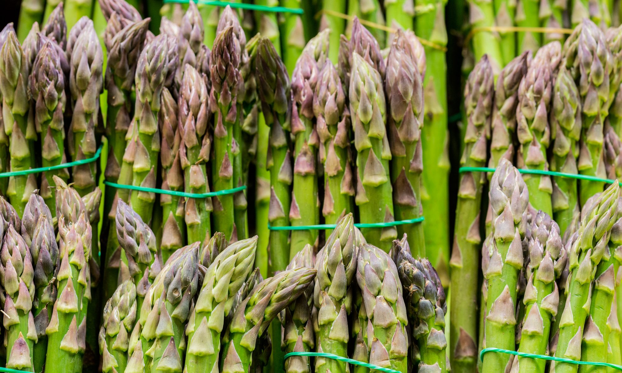 10-Minute Asparagus Brunch for Fancypants People