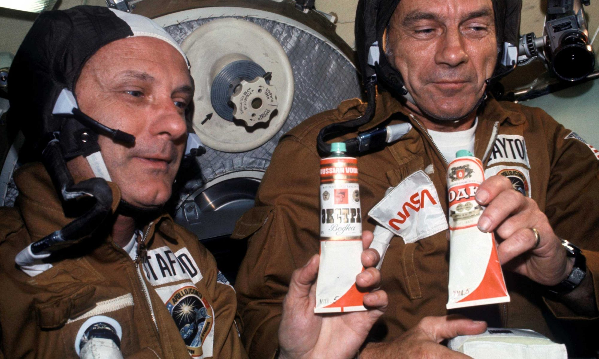 EC: Scientist Invents Yeast That Turns Astronaut Pee Into Food