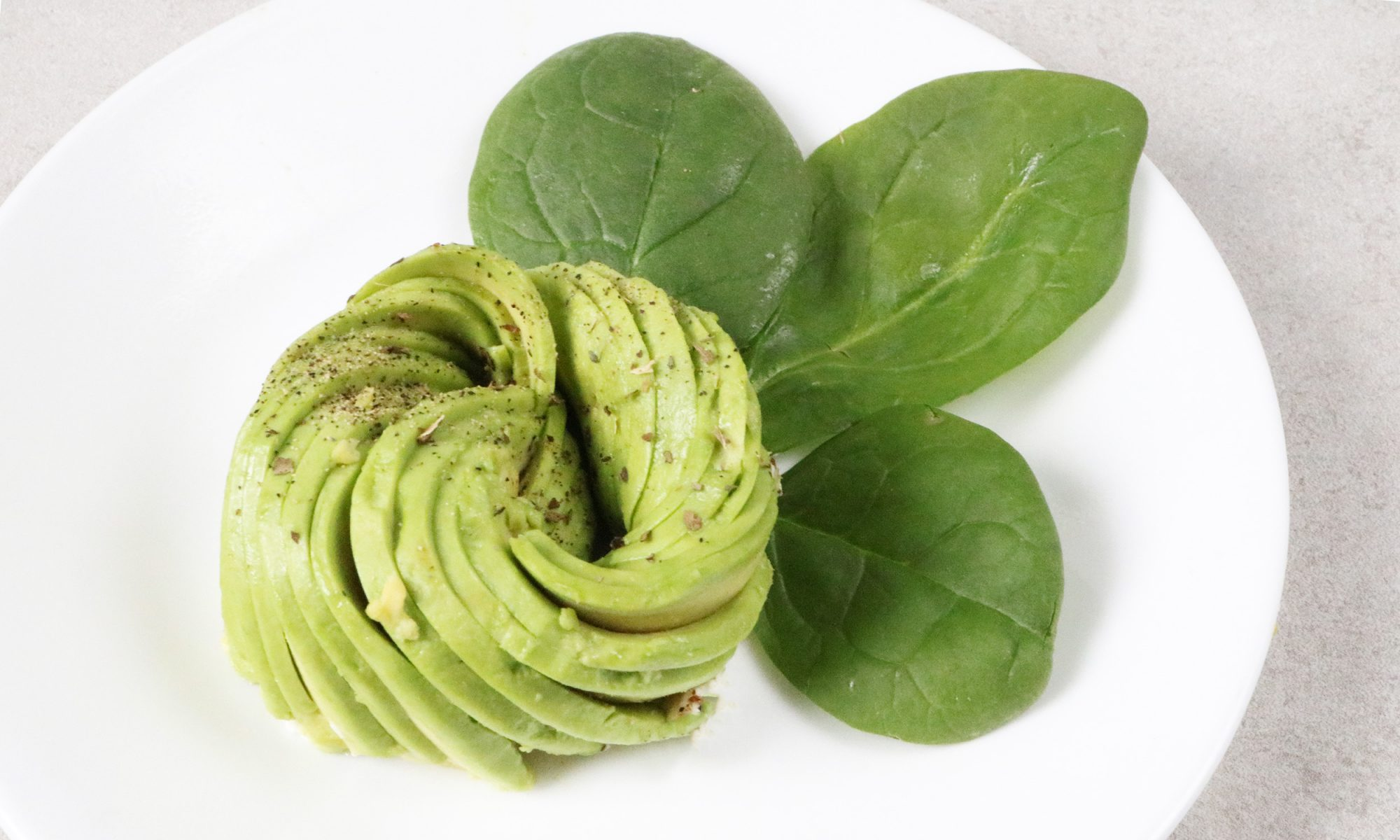 EC: How to Make an Avocado Rose