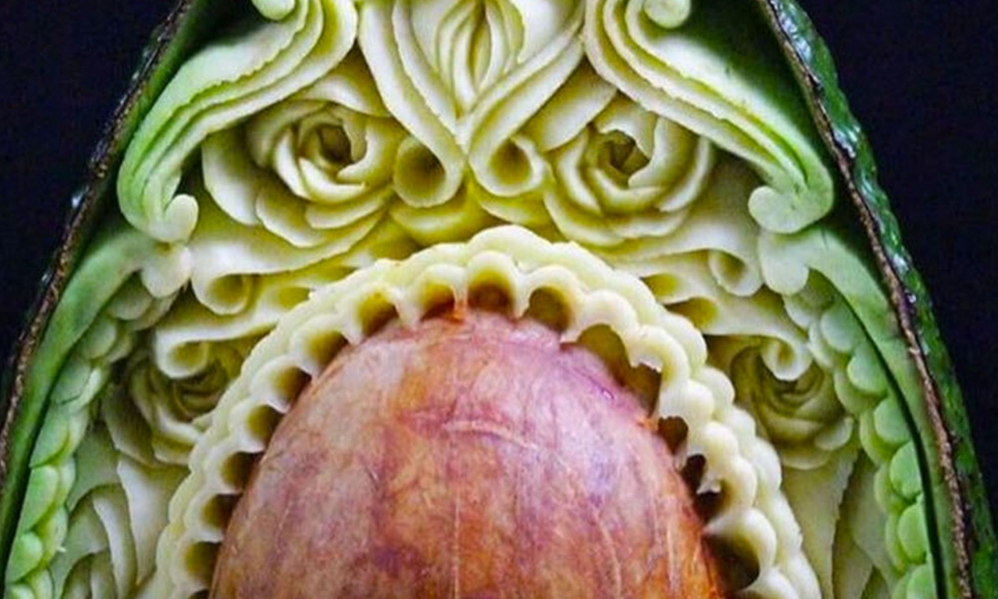 EC: This Avocado Art Is Surprisingly Captivating