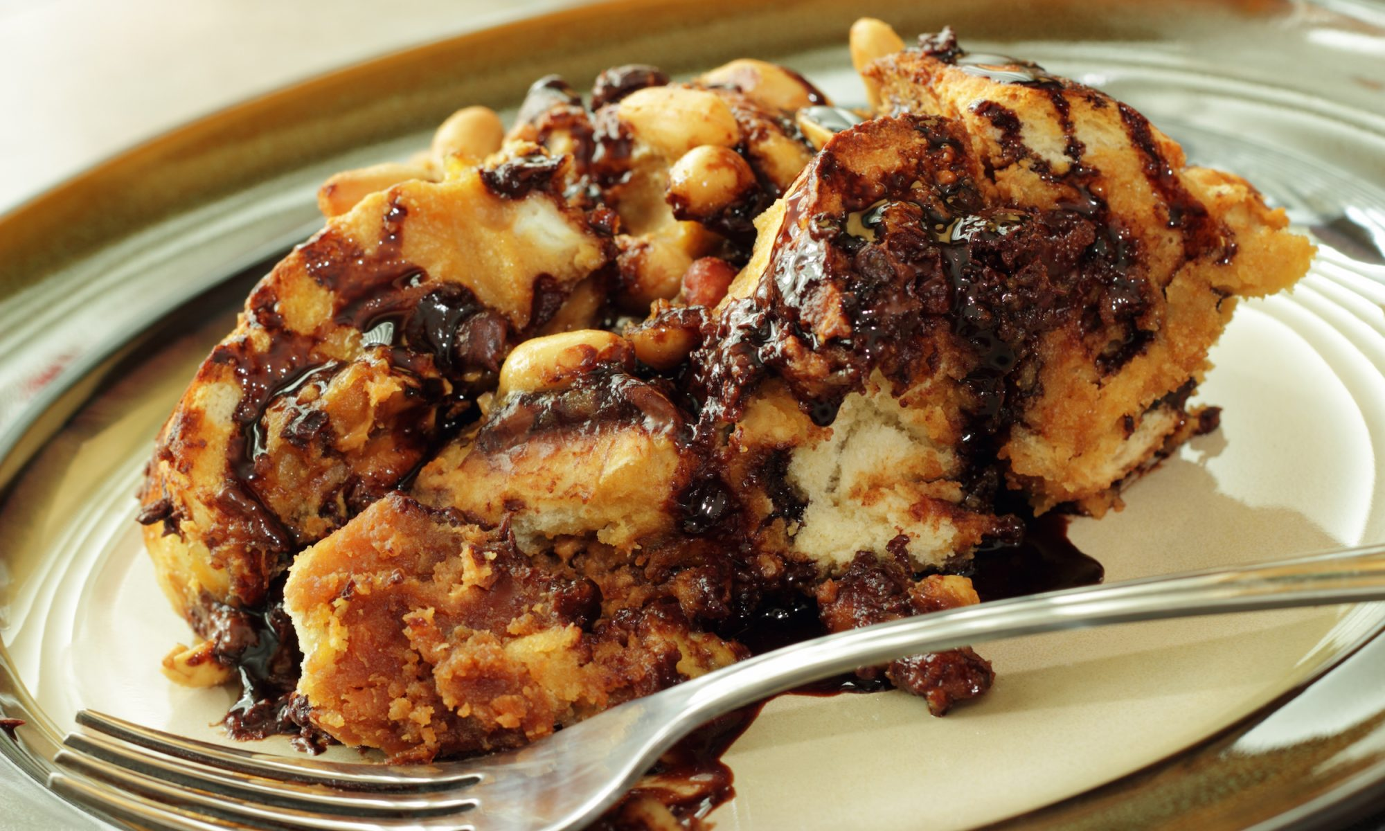 Chocolate Babka Makes the Best Bread Pudding