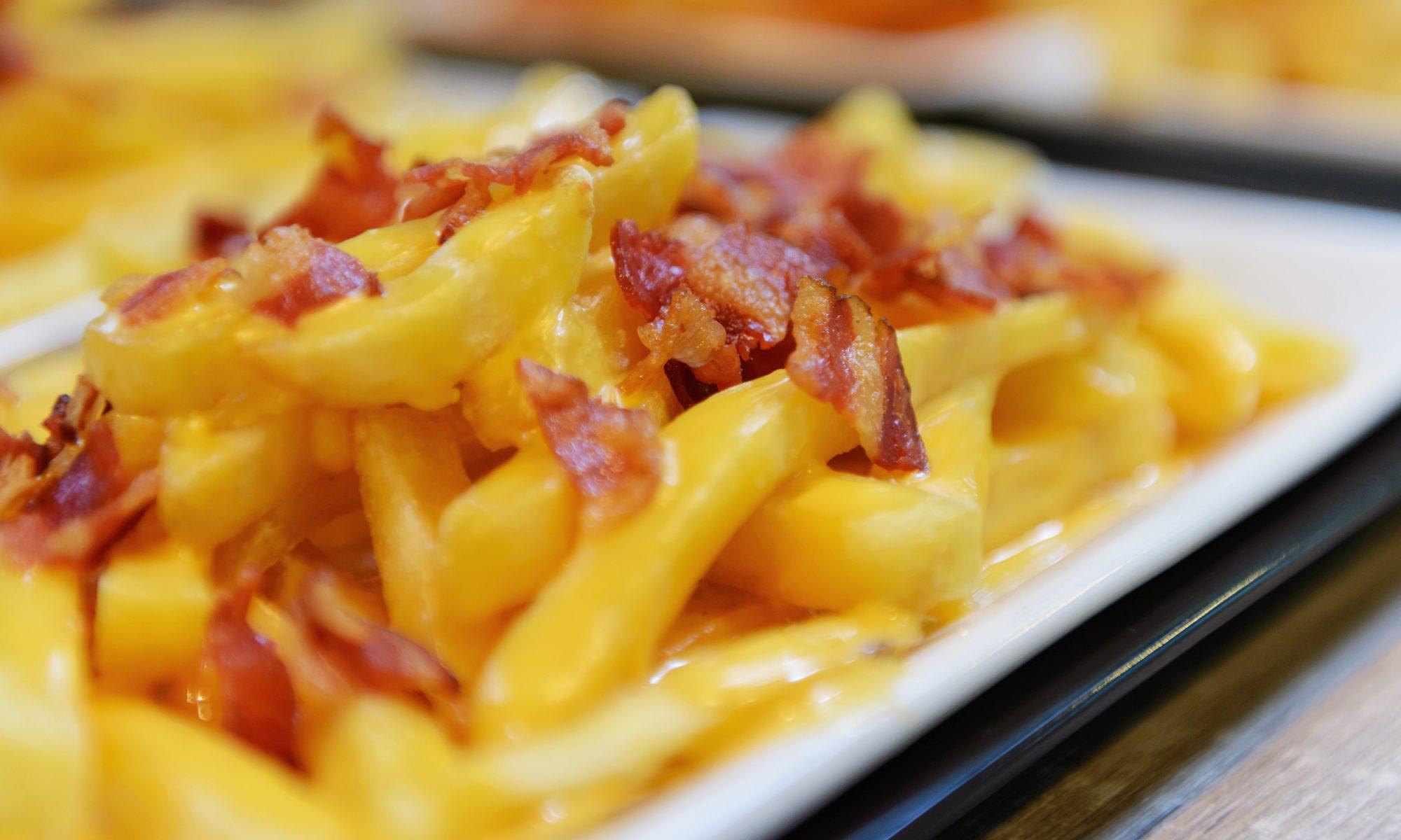EC: McDonald's Bacon Cheese Fries Remind Us Joy Exists