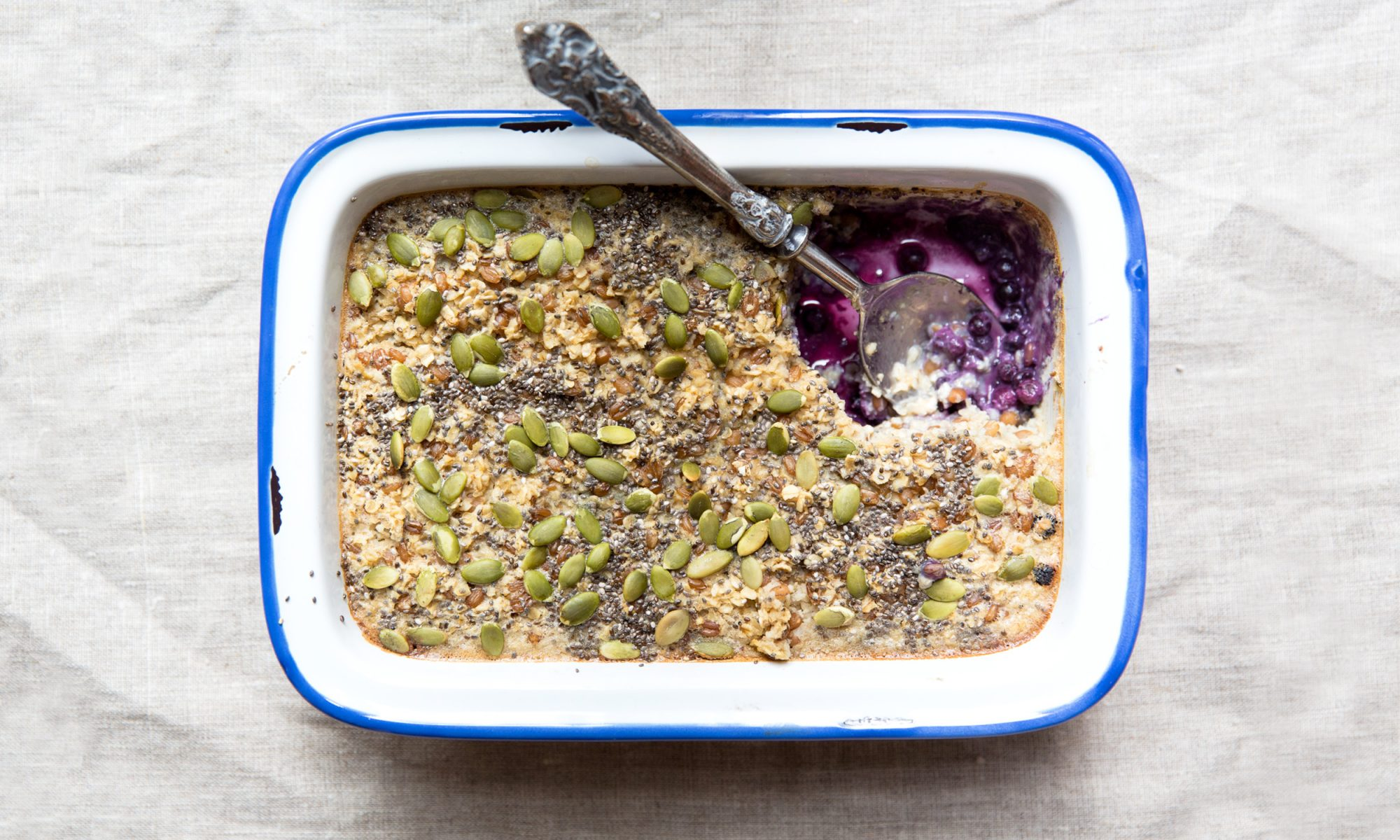EC: 7 Baked Oatmeal Recipes That Make Meal Prep a Breeze