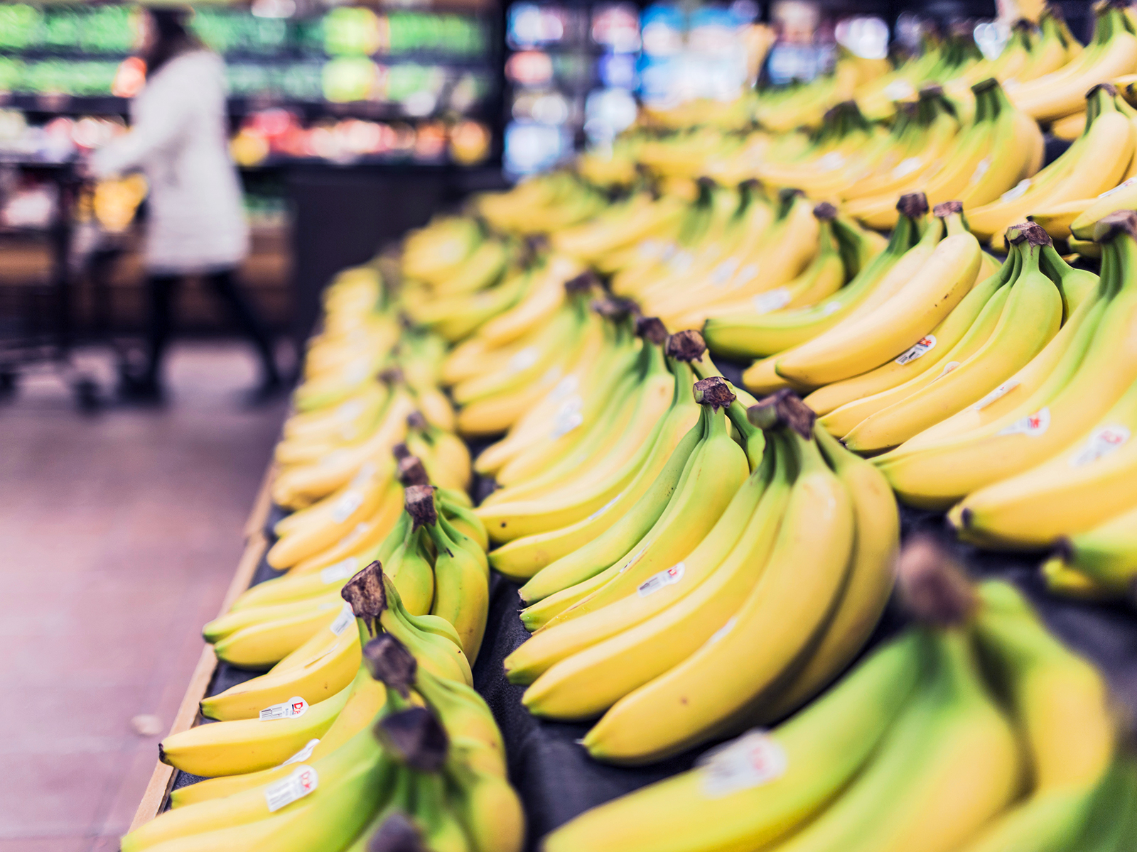Banana Are the Biggest Source of Grocery Store Waste, Says Study