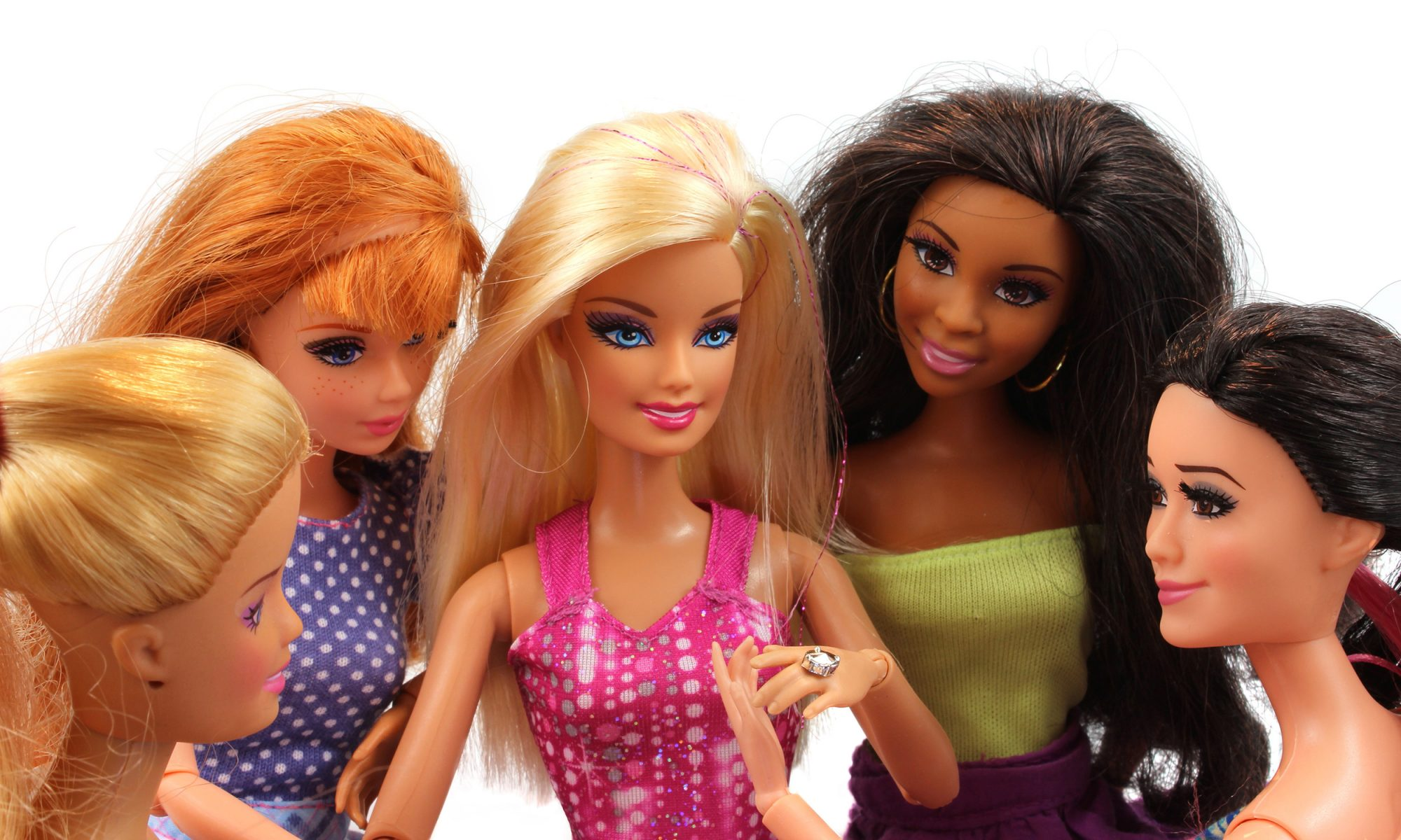 barbie and friends