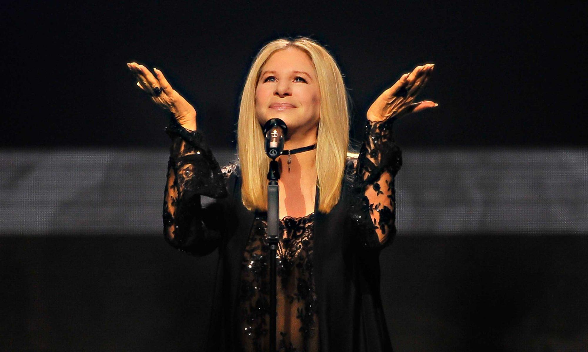 EC: Barbra Streisand Stress Eats Pancakes Because of Trump