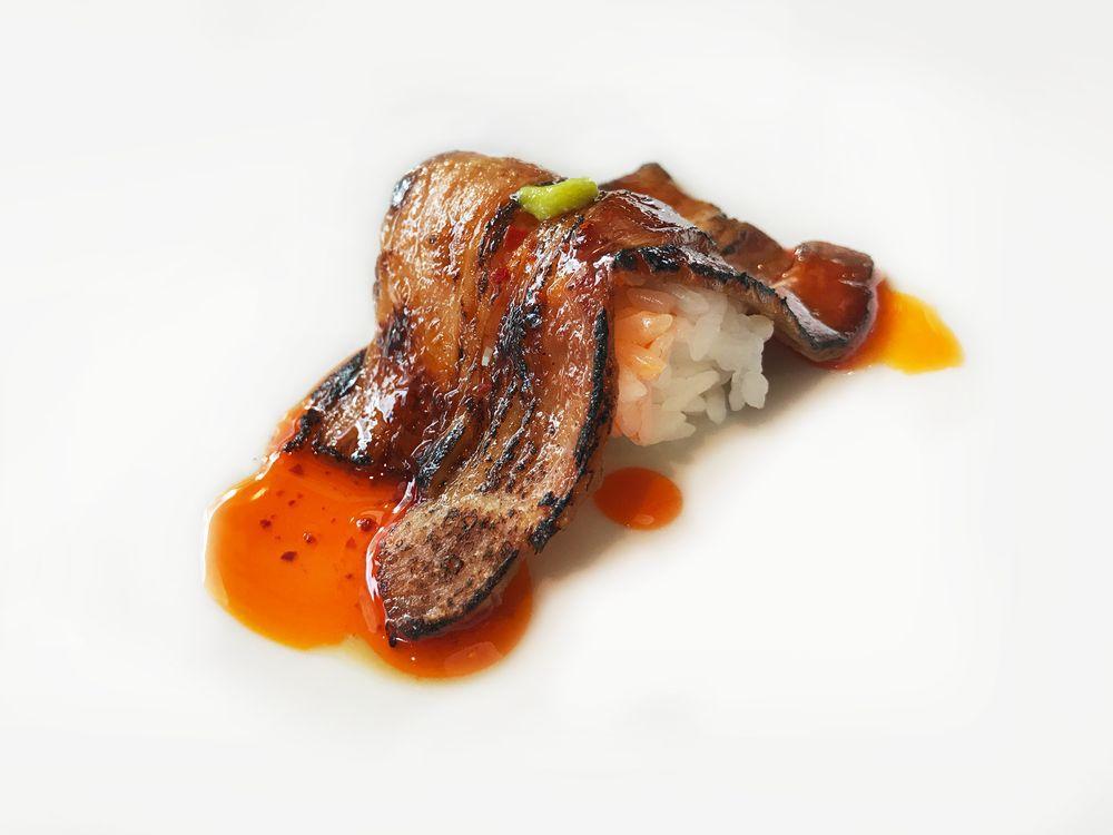 EC: This Restaurant Has a Bacon Omakase Tasting Menu