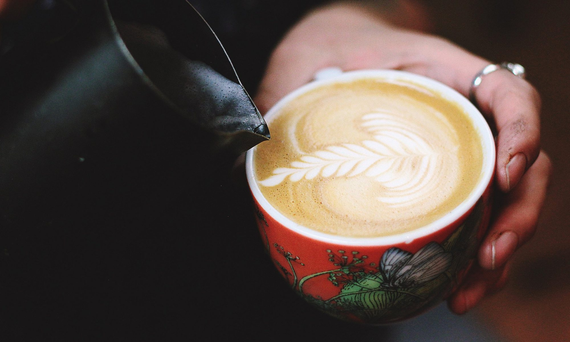 EC: The Best Milk for a Latte Isn't Dairy (Sorry)