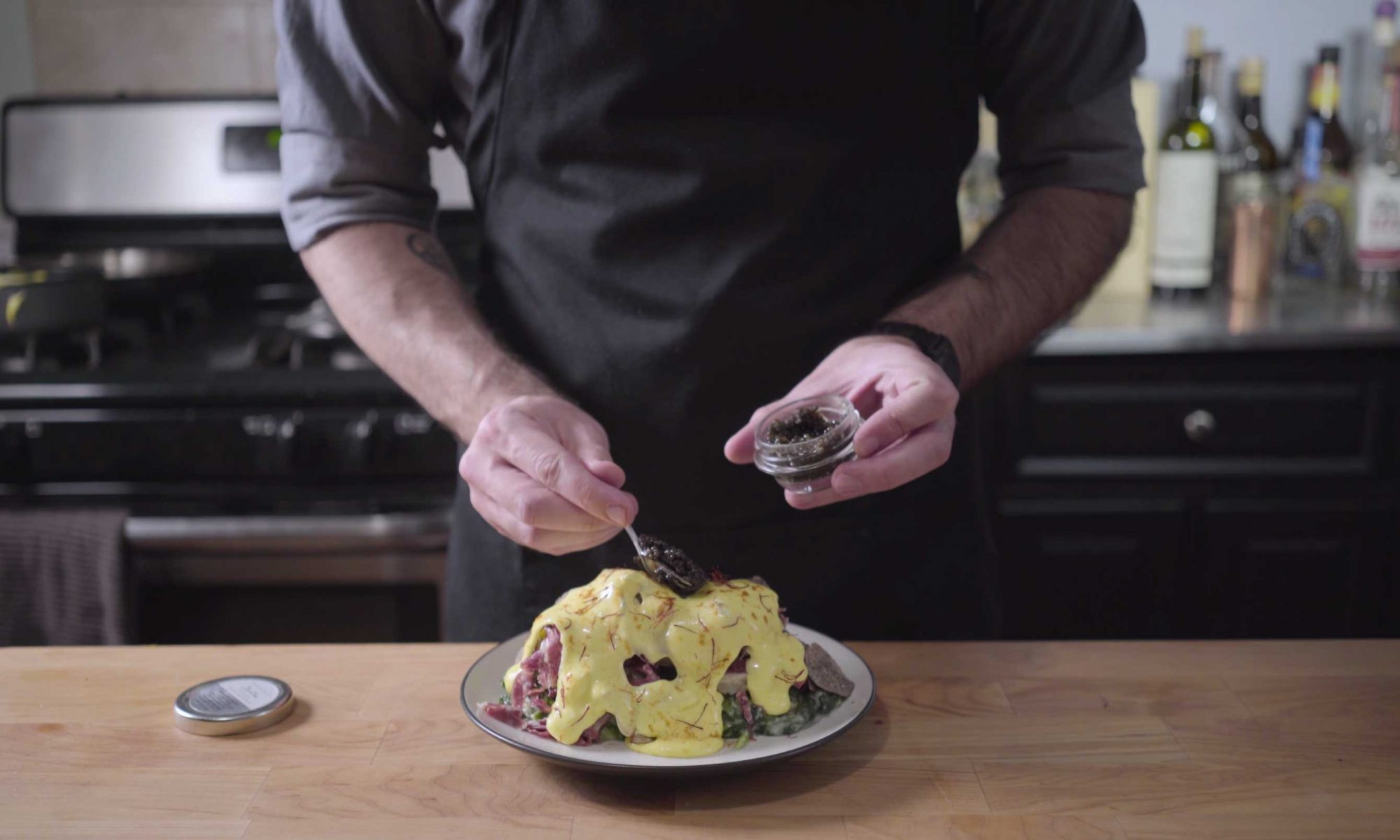 EC: This Filmmaker Recreates Ridiculous Recipes from TV and Movies