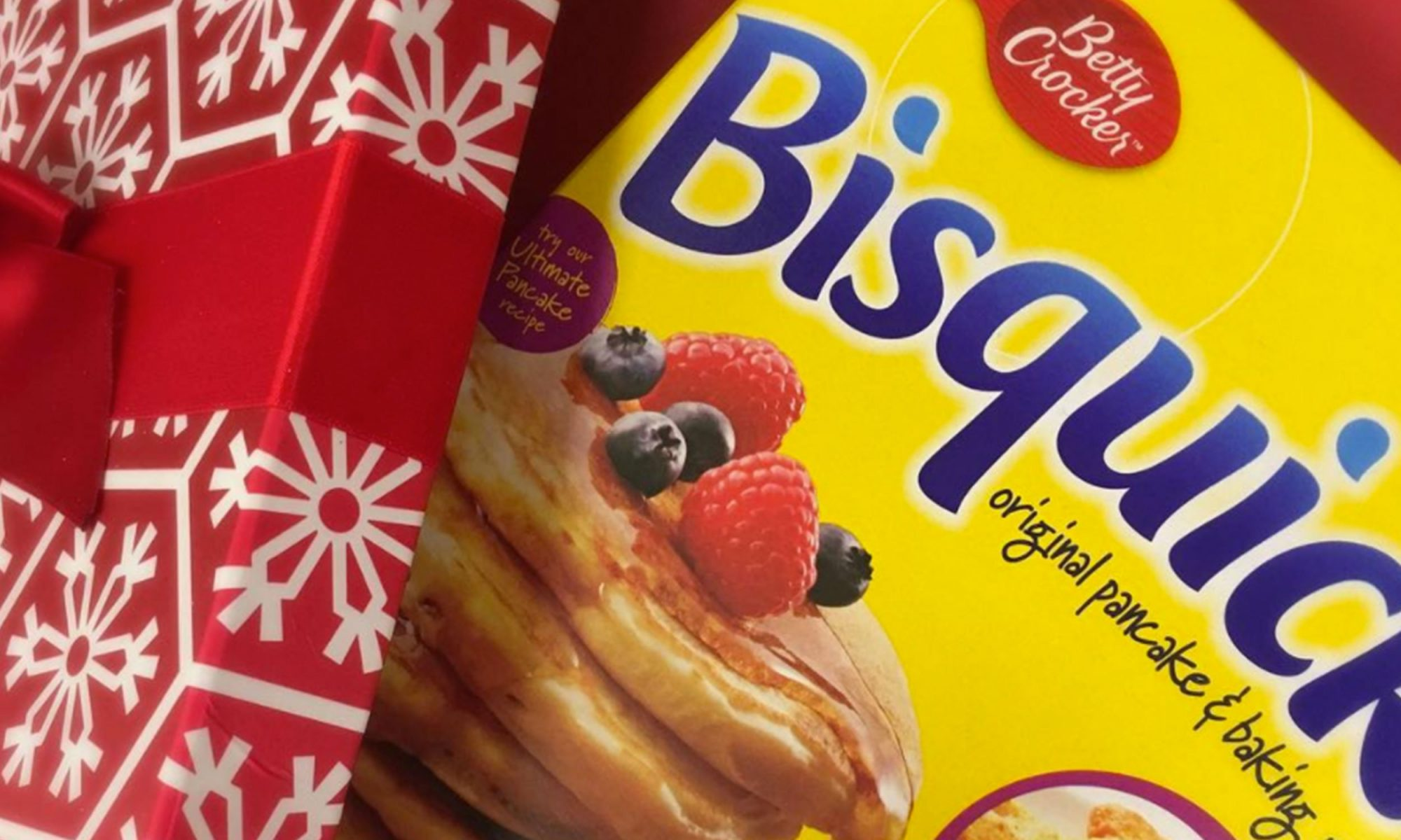 EC: What's Actually in Bisquick?