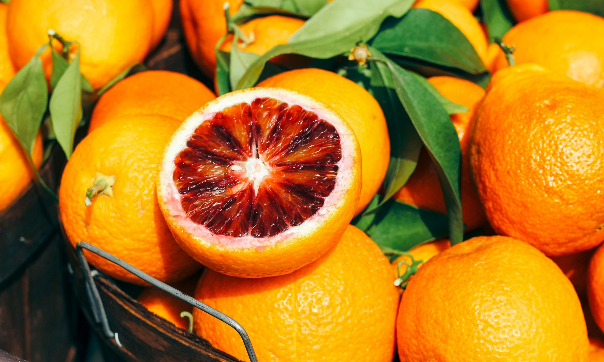 EC: Are Blood Oranges Naturally Red?