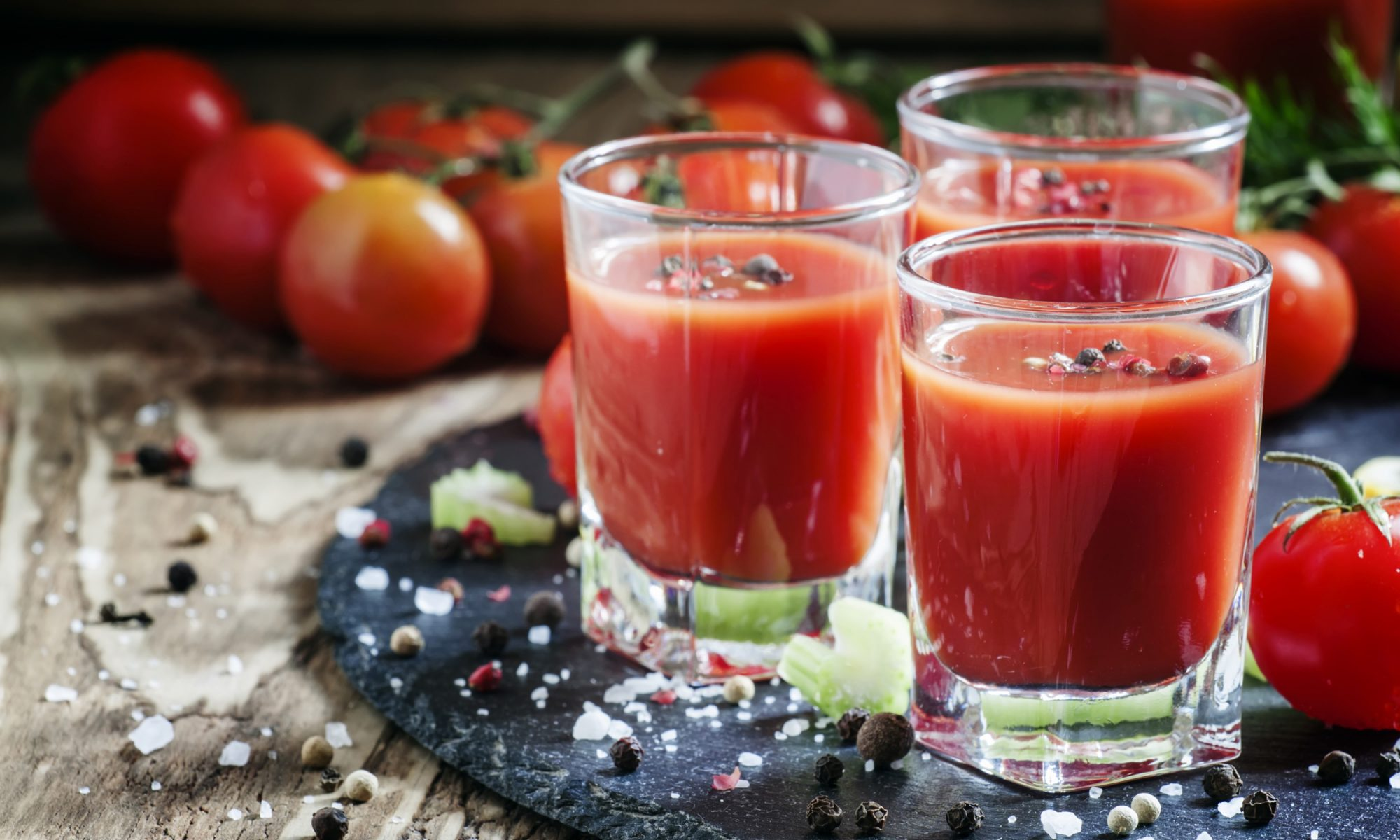 EC: Make Bloody Mary Mix from Scratch and Take Control of Your Life