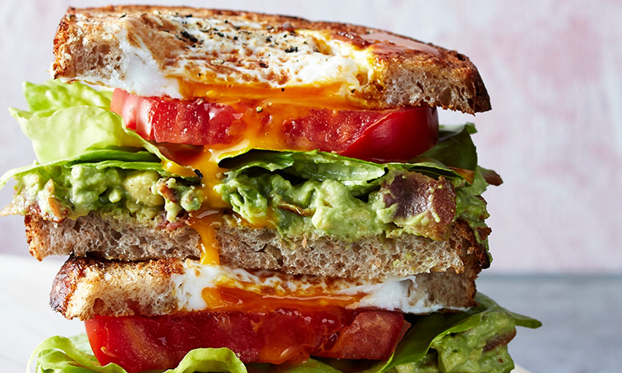 EC: Egg-in-a-Hole BLT Sandwiches Are Next Level