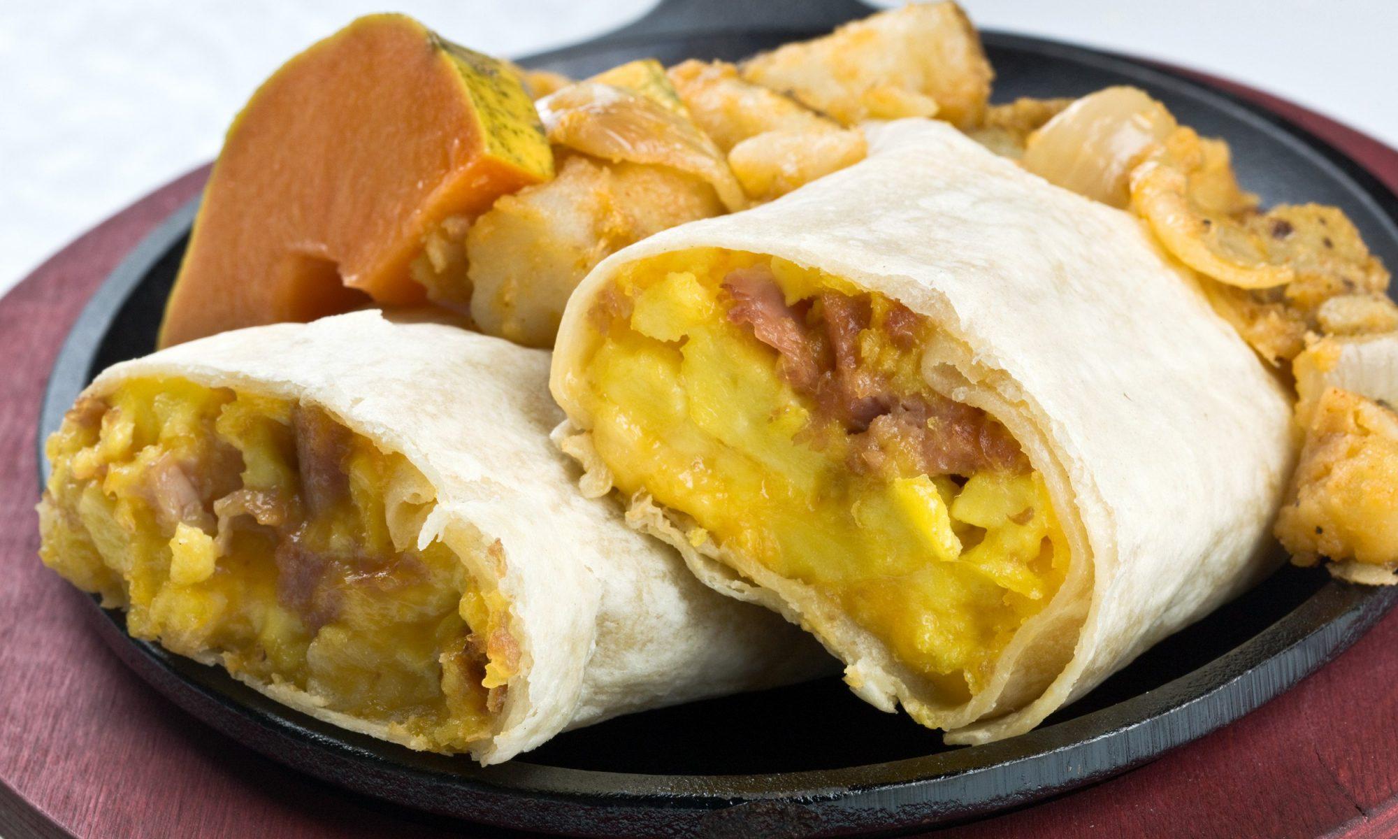 EC: You Deserve a Better Breakfast Burrito