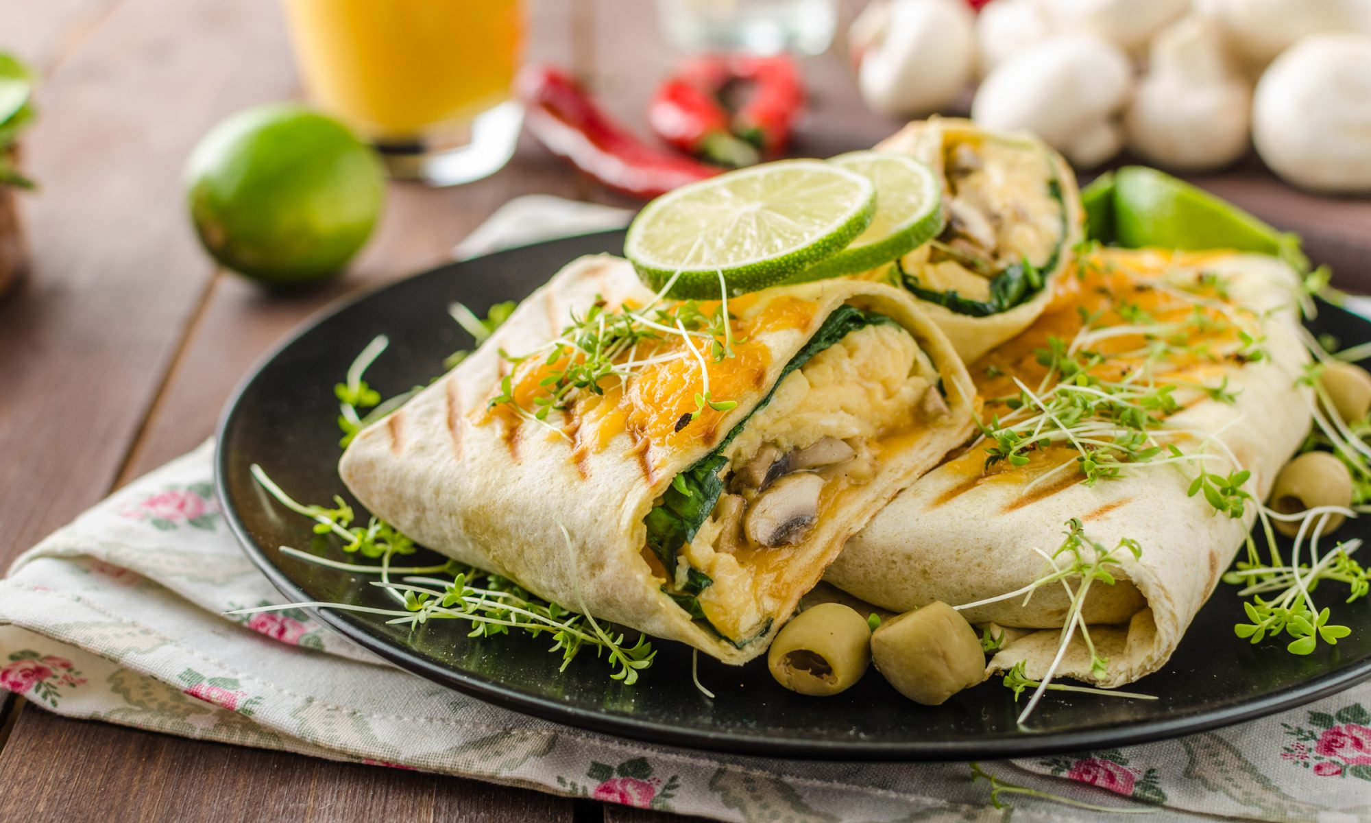 Make-Ahead Breakfast Burritos Are What Stand Between You and Despair This Winter